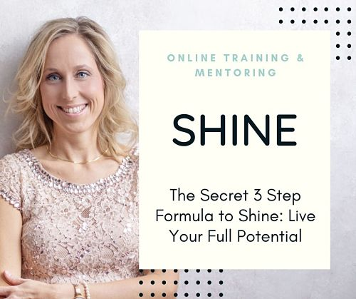 Divine Glow:  Kati Gehrés - Shine Your Inner Light Mentoring & Online Trainings